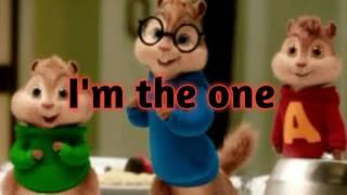 DJ khaled-I'm the one Chipmunk