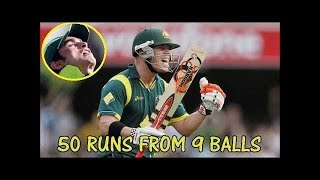 Need 50 Runs Off 9 Balls What A Finish    Unbeliev