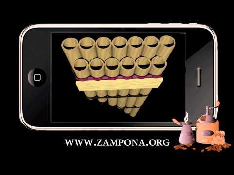 Moliendo Café Zampoña Tutorial
