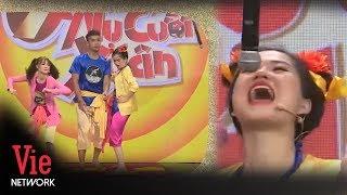 Lâm Vỹ Dạ hát như mở Liveshow, quẩy Con Bướm Xuân cực sung trên Tivi | 7 Nụ Cười Xuân tập cuối