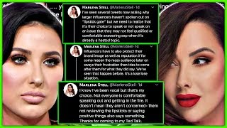 Jaclyn Hill Cosmetics CANCELED By Marlena Stell!