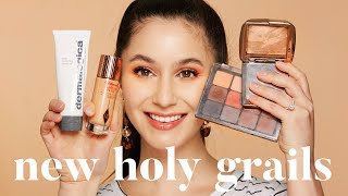 Holy Grails I've REPLACED! Reacting To My Old Favourites Video | Karima McKimmie