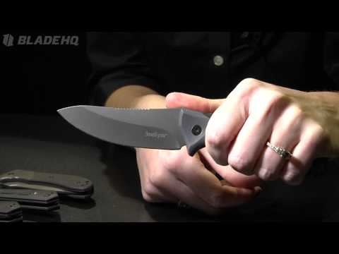 New Kershaw and ZT-- SHOT Show 2013