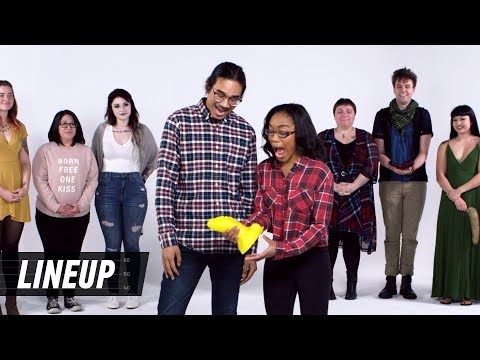 Match the Sex Toy to the Owner | Lineup | Cut
