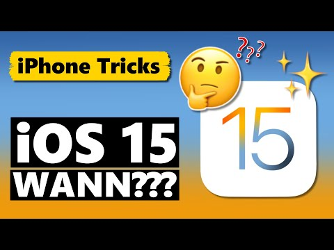 Wann kommt iOS 15 raus? - Apple BESTÄTIGT Datum!