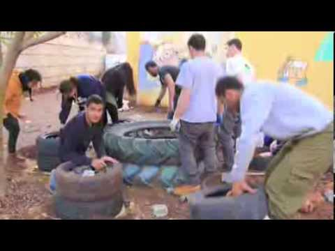 UMass Hillel - Yahel Insight Program in Maghar