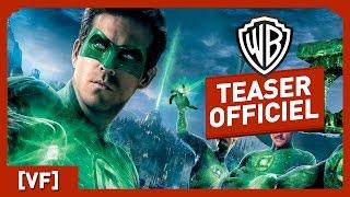 Green lantern :  teaser VF
