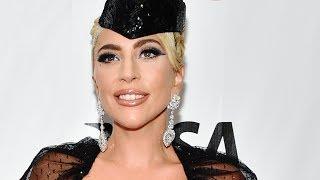 Lady Gaga gets emotional at 'A Star Is Born' premiere