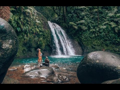 Guadeloupe 4K - 8 months trip