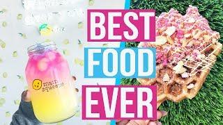 BEST FOOD VLOG EVER!!