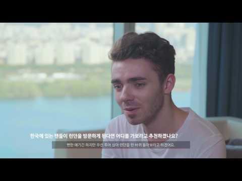 [인터뷰] 네이슨 사익스(Nathan Sykes)