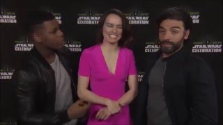 Star Wars Cast Funny Moments #1