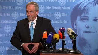 Torsten Sträter: Vize-Ersatz-Pressesprecher von Bundeskanzlerin Merkel