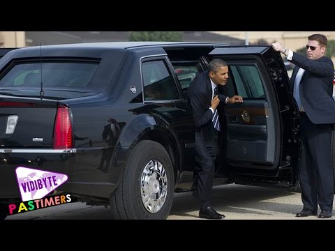 The America President S Car Is Kind Of Amazing
