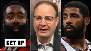What James Harden to the Nets means for Kyrie Irving's future in Brooklyn | Get Up