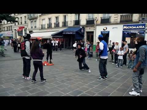 STREETDANCE BATTLE Les Twins VS. Bones The Machine + Pee Fly VS. Laura + Boubou | @yakfilms