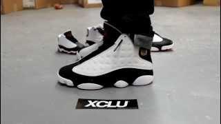 "Air Jordan 13 ""He Got Game"" On-feet Video at Exclucity"