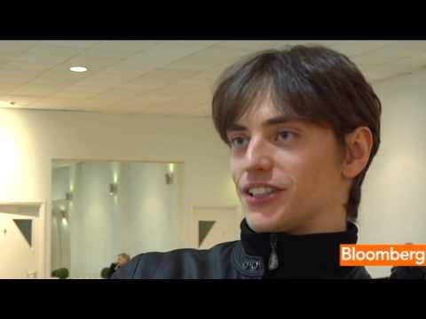 Sergei Polunin - Bloomberg Interview 3/27/2013