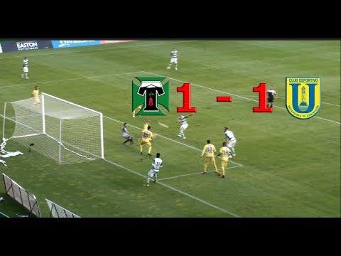 Deportes Temuco vs Universidad De Concepcion
