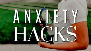 ANXIETY HACKS: Practical Tips for Dealing with Panic Attacks & Insomnia