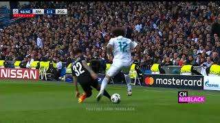 Real Madrid vs PSG - 14/2/2018 - Round 1/16 UCL C1 2017/2018