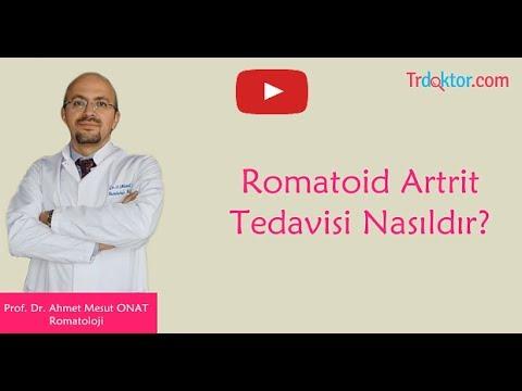 Romatoid Artrit Tedavisi Nedir?