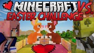 Easter Egg Hunt | Minecraft VS. Ep 18