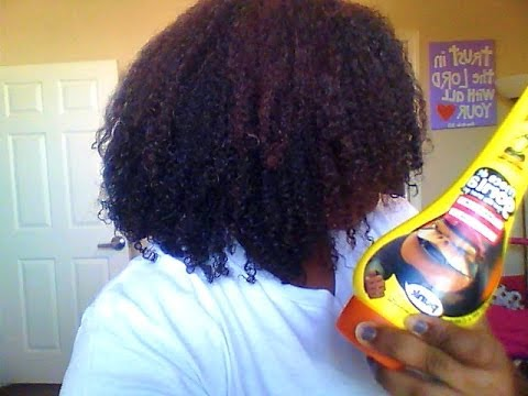 Using Gorilla Snot On Natural Hair