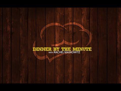 Dinner By The Minute: Season 1, Episode 7 - Sloppy Joes