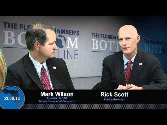 The Florida Chamber's Bottom Line - March 8, 2012