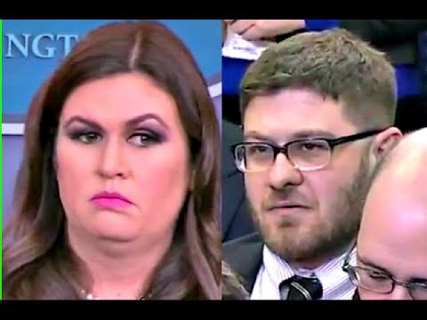 Sarah Busted when asked about Obama & Trump's achievements