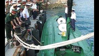 Khám phá sức mạnh đội tàu ngầm Mini sát thủ của Việt Nam làm Trung Quốc choáng váng