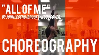 John Legend - All of Me (Piano-Cello Cover) - Brooklyn Duo - Music