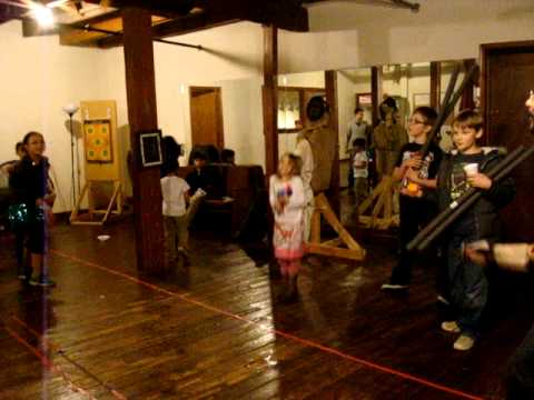 214 Christmas Party Shenanigans