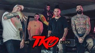 MG ft iLLEOo - TKO (Official Music Video) Prod. Gosei
