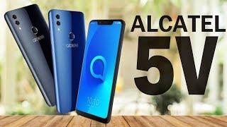 Video Alcatel 5V VME34YblDrk