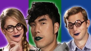 Fans Try Harry Potter Lipsticks