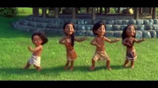 Moana Kid Dance