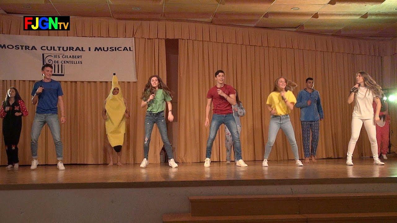 04. Vamos a cantar (Popurrí) - Bailes Educacion Fisica 2018 IES Nules