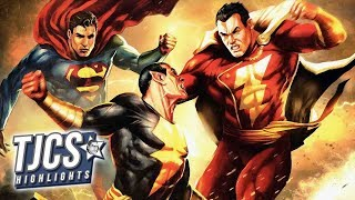 Producer Hints Superman Could Be In Black Adam