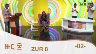Zur 8 Game Show 02   ዙር ፰ ጨዋታ 02  [Arts Tv World]