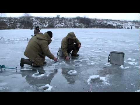 О зимней рыбалке на карпа. Тонкости. Секреты.