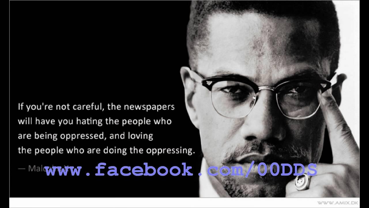 Famous Quotes: Malcolm X Famous Quotes