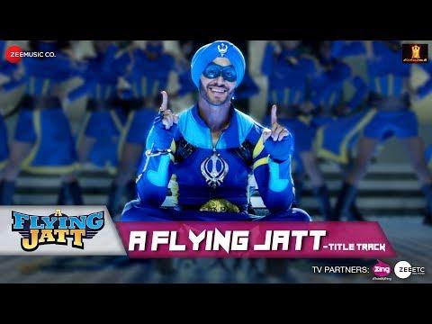 A Flying Jatt Lyrics (Title Song) - Tiger Shroff