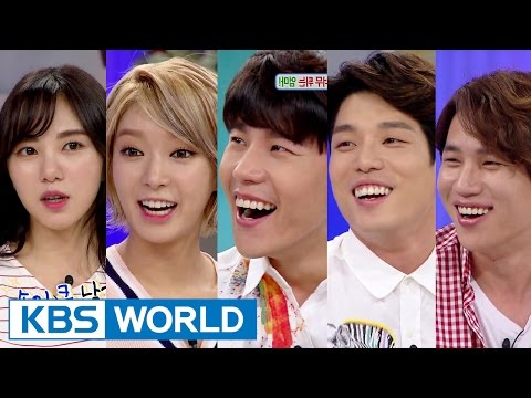 Hello Counselor - K.Will, Homme, Choa & Mina (2015.07.20)