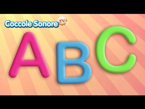 Canzone dell 39 alfabeto abc imparare con coccole sonore for Blaze cartoni in italiano