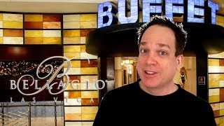 The Bellagio Vegas BUFFET - Taste of Bellagio!