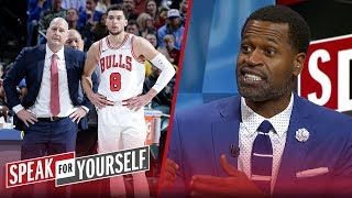 Stephen Jackson: Bulls players are spoiled for complaining about coach | NBA | SPEAK FOR YOURSELF