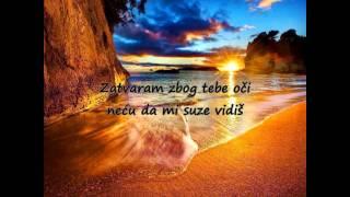Vlado Kalember - Ne mogu ti reći zbogom lyrics.