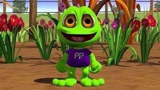 El Sapo Pepe - Canciones de la Granja de Zenón 2